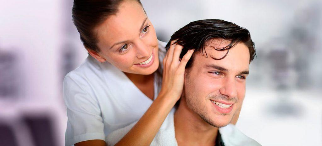رابطه جنسی در کاشت مو