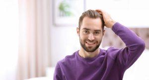 کاشت طبیعی مو