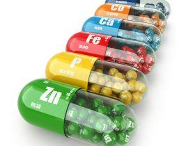 ویتامین ها و پروتئین ها