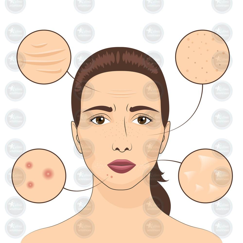 پوست و مو و روش های مراقبت از آنها